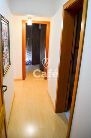 Apartamento à venda com 4 dormitórios em Bonfim, Santa maria cod:1674 - Foto 19