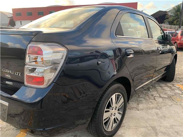Chevrolet Cobalt 1.8 sfi ltz 8v flex 4p automático - Foto 4