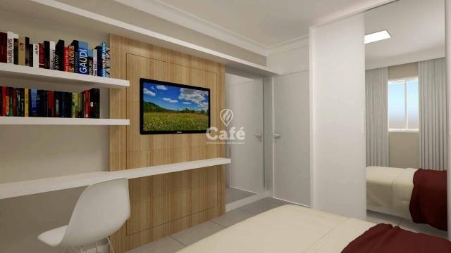 Apartamento de 2 dormitórios com garagem no Centro de Santa Maria - Foto 3