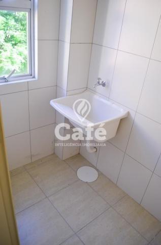 Apartamento à venda com 2 dormitórios em Nonoai, Santa maria cod:1046 - Foto 8