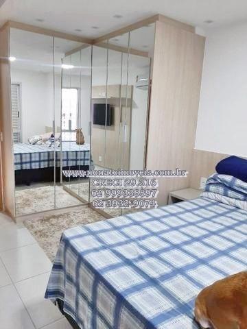 Esplêndido Apartamento para venda, 4 quartos, 3 suítes, Jardim Goiás! - Foto 6