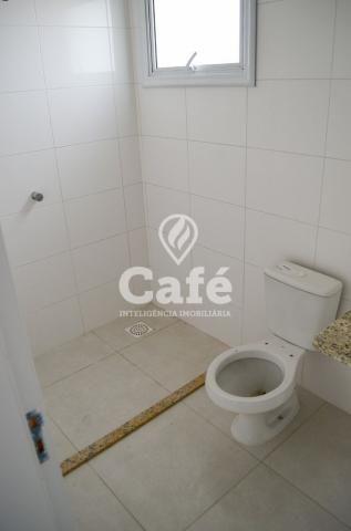Apartamento à venda com 2 dormitórios em Nossa senhora de fátima, Santa maria cod:0541 - Foto 18