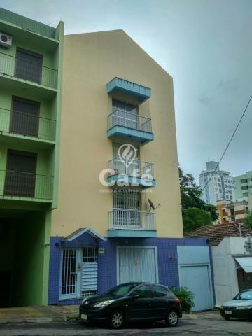 Apartamento à venda com 1 dormitórios em Centro, Santa maria cod:2224