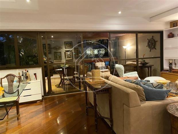 Apartamento à venda com 3 dormitórios em Barra da tijuca, Rio de janeiro cod:886847