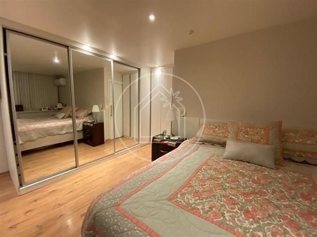 Apartamento à venda com 3 dormitórios em Barra da tijuca, Rio de janeiro cod:886847 - Foto 13