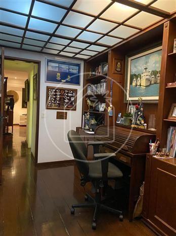 Apartamento à venda com 3 dormitórios em Barra da tijuca, Rio de janeiro cod:886847 - Foto 10