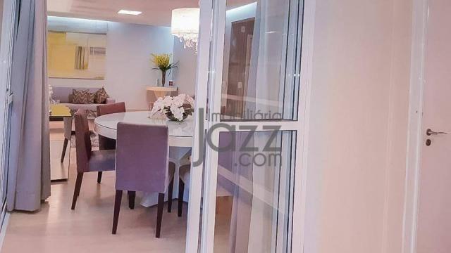Maravilhoso apartamento com 4 dormitórios à venda, 240 m² por R$ 2.600.000 - Foto 17