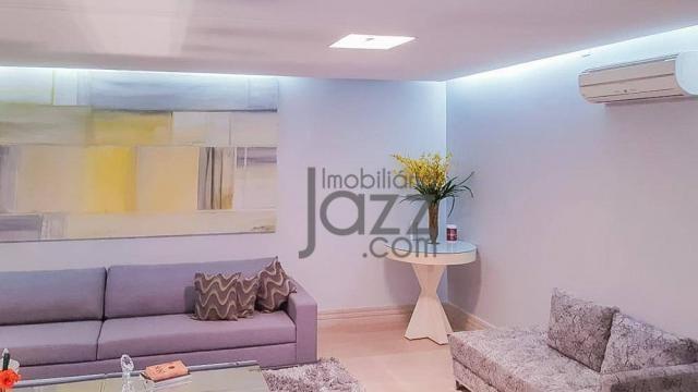 Maravilhoso apartamento com 4 dormitórios à venda, 240 m² por R$ 2.600.000 - Foto 8