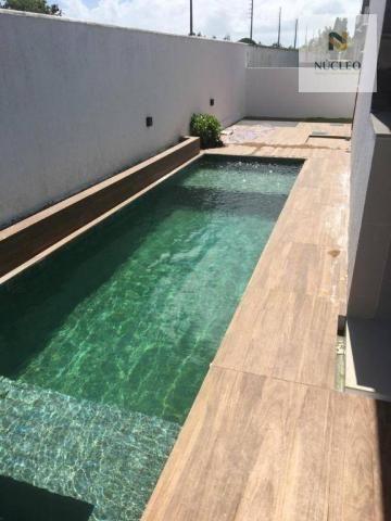 Casa com 4 dormitórios à venda, 248 m² por R$ 1.600.000,00 - Intermares - Cabedelo/PB - Foto 8