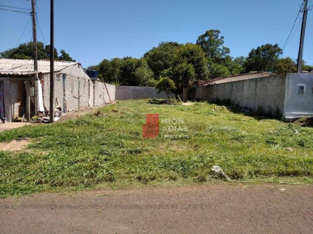 8416 | Terreno à venda em Coqueiral, Cascavel