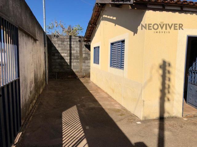 Casa à venda com 3 dormitórios em Jardim Tropical, Aparecida de Goiânia cod:305 - Foto 4