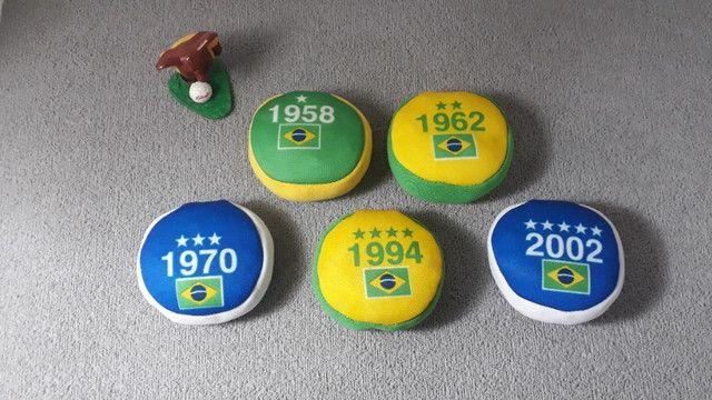Brindes Sucrilhos Copa Do Mundo 2006 06 Ítens Colecionador - Foto 3