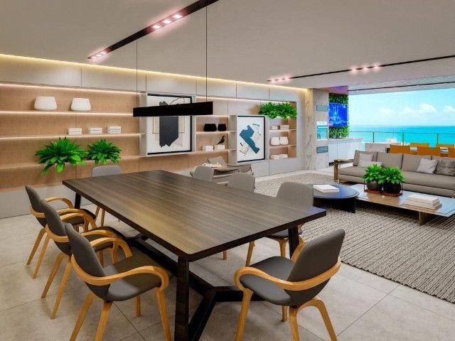 Raul Santana-Apartamento com 4 dormitórios à venda - Ponta Verde - Maceió/Al - Foto 3