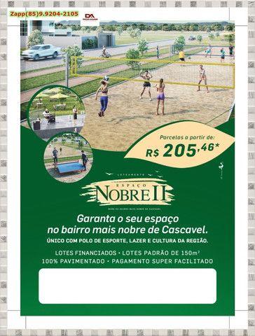 !!Loteamento Espaço Nobre II-Invista já!! - Foto 8