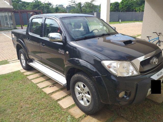 Hilux SRV Diesel Automática 4x4 2011 - Foto 2