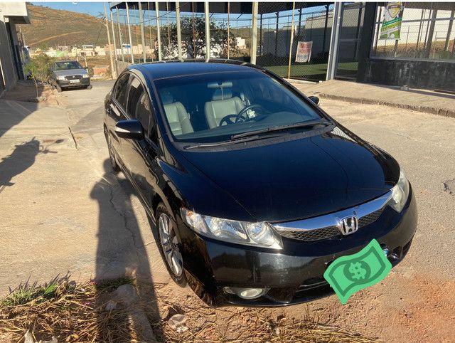 Honda civic flex 2011 automático