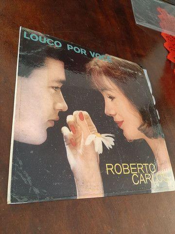 Lp - Roberto Carlos - Louco Por Você (original) (1961)