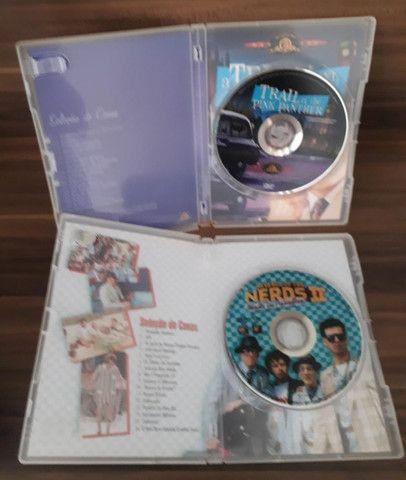 DVDs Pantera Cor de Rosa e os Nerds