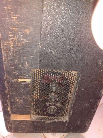 Caixa de som profissional - Foto 4