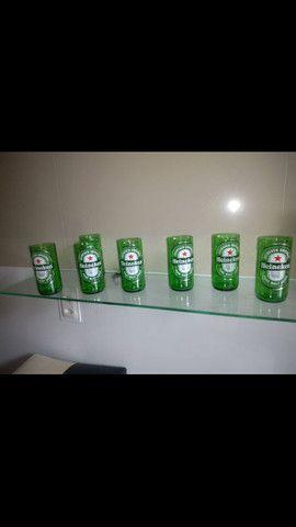 Copos de cerveja Heineken  budiaiser Stela - Foto 4