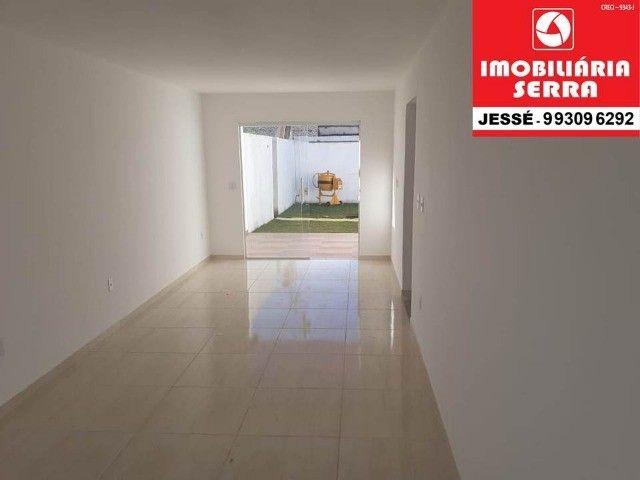 JES 003. Casa nova na Serra de 66M² em Jacaraipe 2 quartos com suíte. - Foto 3