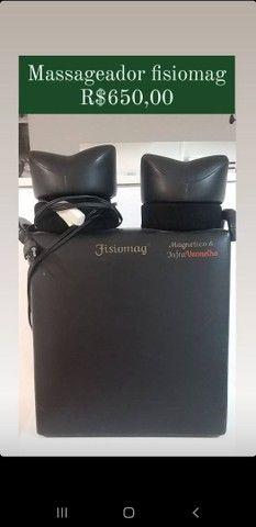 Massageador Fisiomag