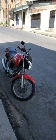 Vendo essa moto CG 150 7.800 semc choro  - Foto 3