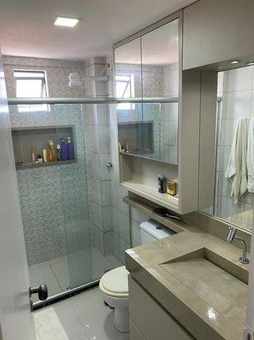 No Expedicionários, apartamento projetado e com ambientes climatizados! - Foto 8