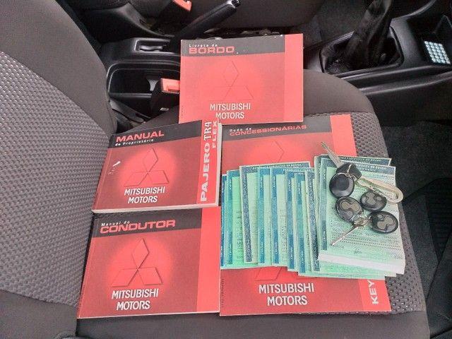 Mitsubishi Pajero TR4 2009 Câmbio manual e 4x4  - Foto 13