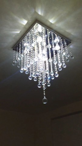 Lustre de Cristal legítimo - Foto 3