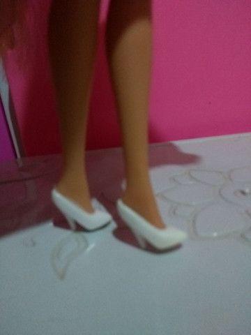 Pacotinho de Sapatinhos pra bonecas Barbie - Foto 3