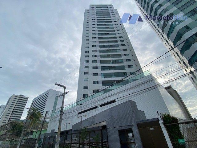 Apartamento na Beira-Mar de Olinda, 134m2, 4 quartos, 2 suítes, 3 vagas, Lazer Completo - Foto 20