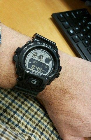 Relógio g-schok dw-6900nb-1dr *original* - Foto 4