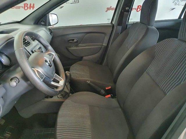 Renault Sandero LIFE FLEX 1.0 12V 5P MEC. 2020 - Foto 11