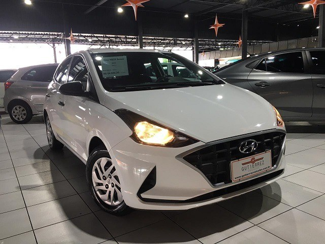 Hyundai Novo HB20 Sense