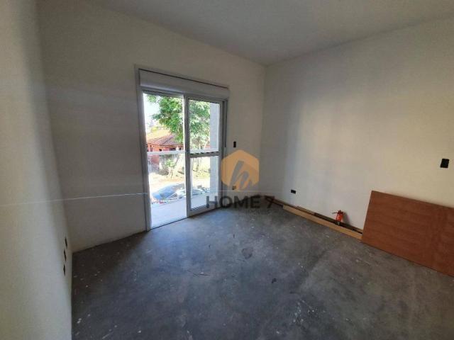 Sobrado à venda, 119 m² por R$ 470.000,00 - Sítio Cercado - Curitiba/PR - Foto 3