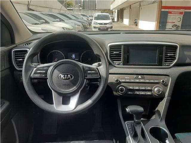 Kia Sportage 2.0 lx 4x2 16v flex 4p automático - Foto 10