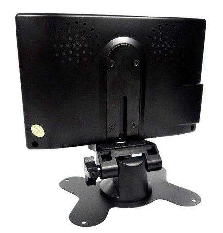 Tela Lcd 7 Polegadas Portátil Monitor Digital                             - Foto 6