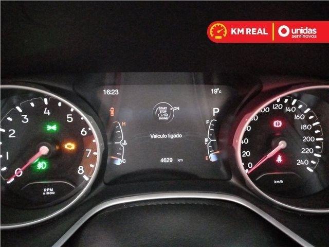 Compass Limited baixo km 4.000 impecável com garantia de fabrica.  - Foto 12
