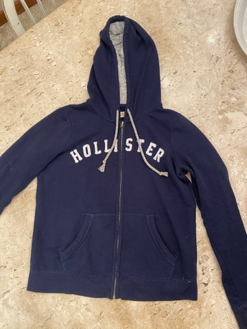 Casaco Hollister Tam P (serve M) - Foto 2