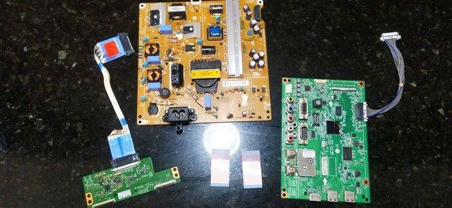 Conjunto de placas tv LG led. 42polegadas