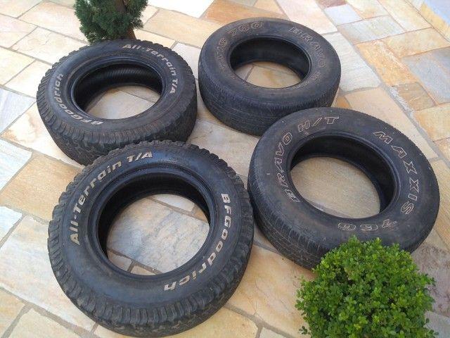 Vendo pneus 245/70R16 - Foto 4
