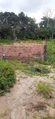 Vendo terreno com casa em construção  - Foto 5