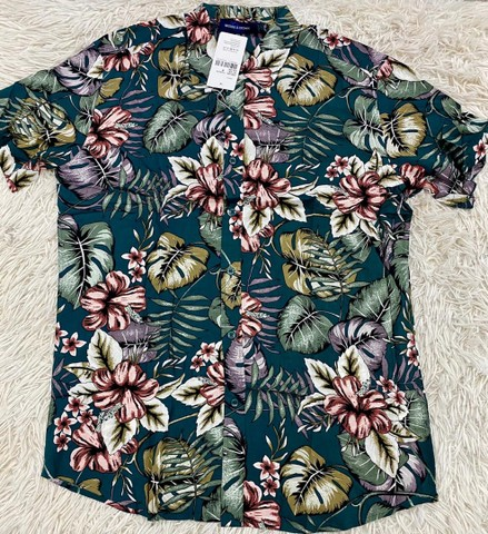 Camisa floral  - Foto 2