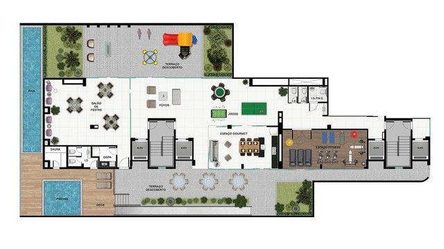 Apartamento à venda com 3 dormitórios em Lourdes, Belo horizonte cod:700993 - Foto 12