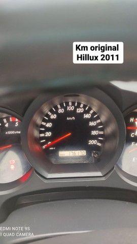 Hilux 2011 , carro super conservado  - Foto 2