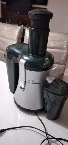 Centrífuga de frutas turbo Juicer prime<br>Marca Britania<br>127v<br> - Foto 2