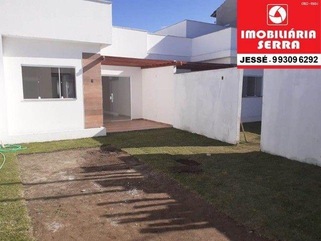 JES 003. Casa nova na Serra de 66M² em Jacaraipe 2 quartos com suíte. - Foto 9