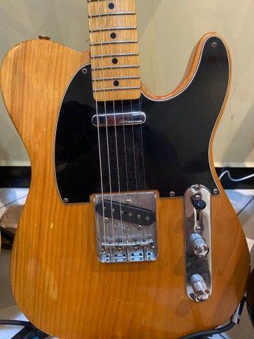 Guitarra Fender Telecaster