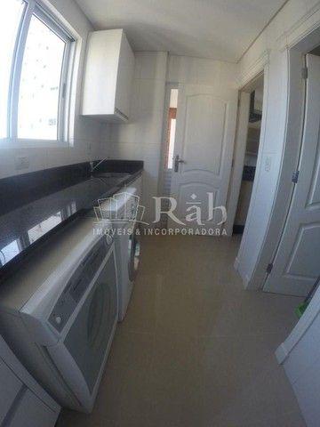 Apartamento a venda frente mar todo mobiliado no Edifício Beverly Hills na Barra Sul em Ba - Foto 18